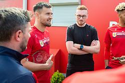 - Ryan Hiscott/JMP - 25/04/2019 - PR - Failand - Bristol, England - Bristol City End of Season Awards