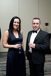 Garret O'Neill and Magda Dabrowska, Crowne Plaza Hotels.