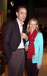 MR JAMES GILBEY former friend of the late Diana, Princess of Wales and MISS SASCHA FORBES, at a reception in London on 23rd March 2000.OCE 29<br /> © Desmond O'Neill Features:- 0208 971 9600<br />    10 Victoria Mews, London.  SW18 3PY  photos@donfeatures.com<br /> MINIMUM REPRODUCTION FEE AS AGREED.<br /> PHOTOGRAPH BY DOMINIC O'NEILL