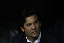 Real Madrid CF's Santiago Hernan Solari during Copa del Rey's semifinal match Real Madrid v FC Barcelona at Santiago Bernabeu stadium in Madrid, Spain, February 27, 2019. Barcelona won 3-0. Photo by Manu R.B./AlterPhotos/ABACAPRESS.COM