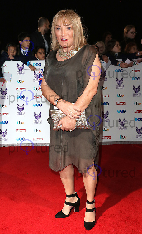 Kellie Maloney, Pride of Britain Awards, The Grosvenor House Hotel, London UK, 31 October 2016, Photo by Richard Goldschmidt