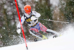 KHOROSHILOV Alexander of Russia competes during the 1st Run of 10th Men's Slalom - Pokal Vitranc 2013 of FIS Alpine Ski World Cup 2012/2013, on March 10, 2013 in Vitranc, Kranjska Gora, Slovenia. (Photo By Vid Ponikvar / Sportida.com)