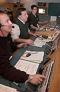 15166The Ohio Sports Network(osn) during Basketball Game vs. Kent State: Photos by John McGann