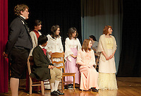 Laconia High School production of Pride and Prejudice  November 30, 2010.