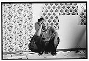 Damon Albarn of Blur, Greenwich London,1994