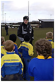 Newcastle Falcons Premier Rugby Camp at Alnwick 19-02-2006- Pics with Players