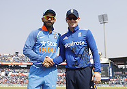 Cricket - India v England 2nd ODI at Cuttack