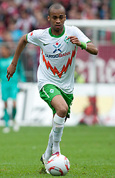 14.05.2011, Fritz-Walter Stadion, Kaiserslautern, GER, 1. FBL, 1.FC Kaiserslautern vs Werder Bremen, im Bild Wesley (Bremen #5), EXPA Pictures © 2011, PhotoCredit: EXPA/ nph/  Roth       ****** out of GER / SWE / CRO  / BEL ******