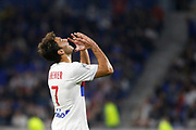 Clement Grenier (OL) reacts during the French Championship Ligue 1 football match between Olympique Lyonnais and Dijon FCO on September 23, 2017 at Groupama stadium in Lyon, France - Photo Romain Biard / Isports / ProSportsImages / DPPI