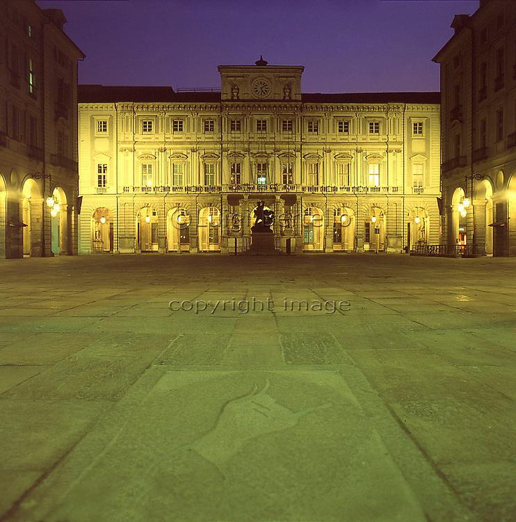 TOrino Palazzo Comunale