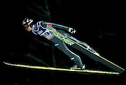 Anders Bardal of Norway competes during FIS World Cup Ski Jumping in Wisla...Poland, Wisla, January 09, 2013...Picture also available in RAW (NEF) or TIFF format on special request...For editorial use only. Any commercial or promotional use requires permission...Photo by © Adam Nurkiewicz / Mediasport