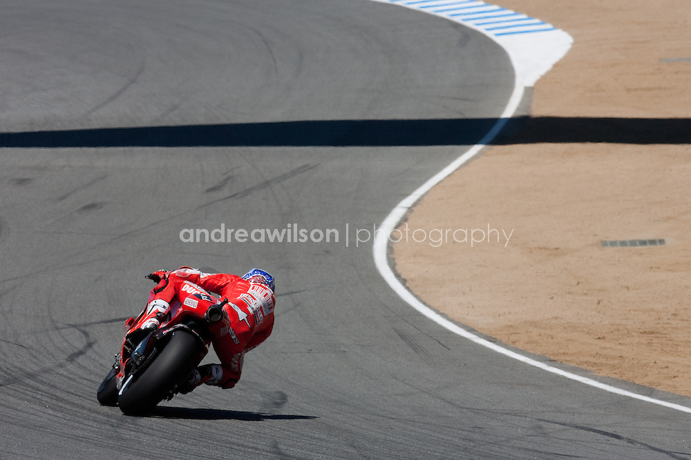 Laguna Seca - USGP - Round 9 - MotoGP - Mazda Raceway Laguna Seca - Monterey CA - USA - July 23-25, 2010.:: Contact me for download access if you do not have a subscription with andrea wilson photography. ::  ..:: For anything other than editorial usage, releases are the responsibility of the end user and documentation will be required prior to file delivery ::..