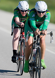 Dartmouth College<br /> <br /> The 2007 USA Cycling Collegiate Road Championship team time trial were held in Lawrence, Kansas on May 11, 2007.