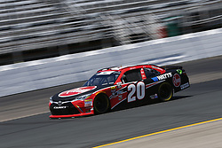 July 20, 2018 - Loudon, New Hampshire, United States of America - Christopher Bell (20) takes to the track to practice for the Lakes Region 200 at New Hampshire Motor Speedway in Loudon, New Hampshire. (Credit Image: © Justin R. Noe Asp Inc/ASP via ZUMA Wire)