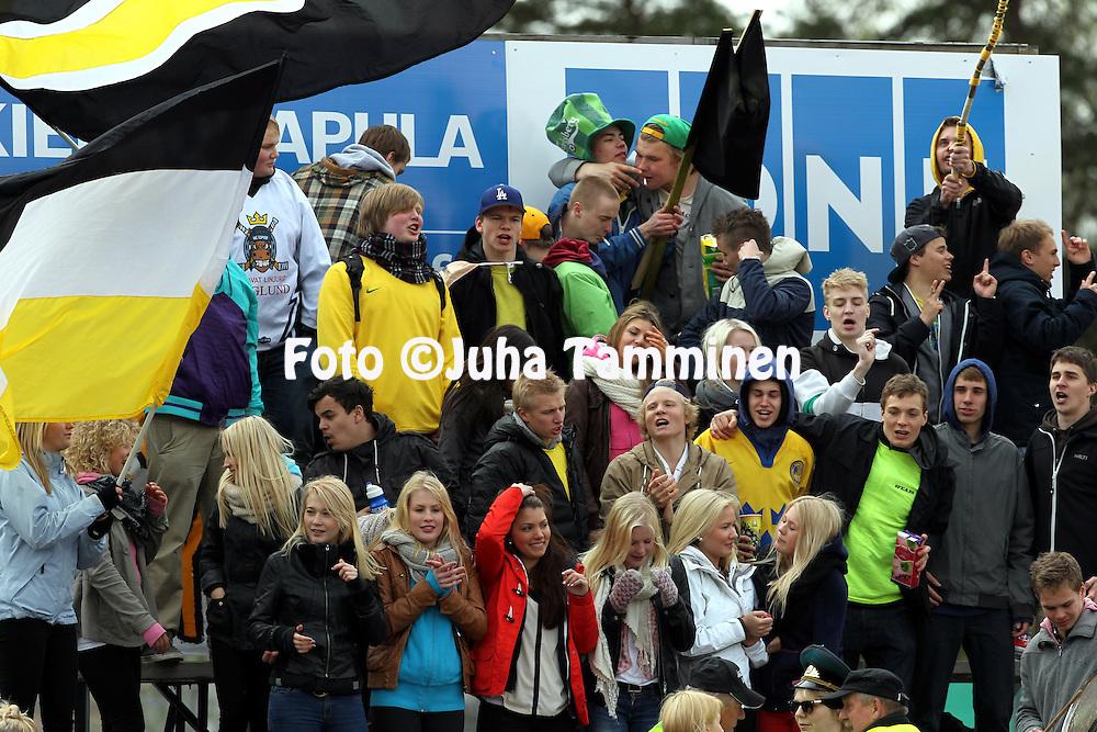 12.5.2012, Pihkala, Hyvink??..Superpesis 2012, Hyvink??n Tahko - Sotkamon Jymy..Tahkon faneja..