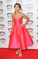 Antonia Thomas, Jameson Empire Film Awards, Grosvenor House Hotel, London UK, 30 March 2014, Photo by Richard Goldschmidt