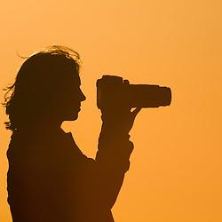 Woman Silhoutte