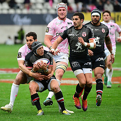 03,03,2019 Top 14 Stade Francais and Stade Toulousain