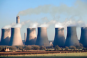 Coling Towers in Northern England