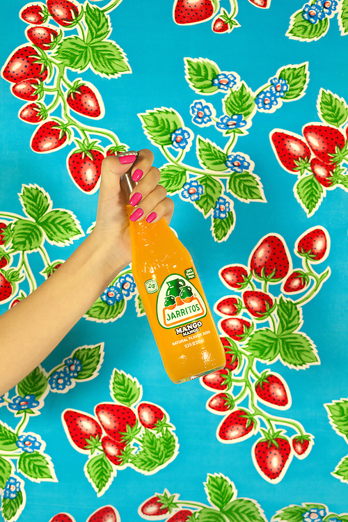 Caliente Refresco - a collaboration with Amanda Lanzone, dedicated to Jarritos.