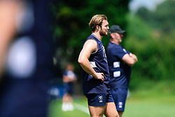 Ed Holmes looks on during week 1 of Bristol Bears pre-season training ahead of the 19/20 Gallagher Premiership season - Rogan/JMP - 03/07/2019 - RUGBY UNION - Clifton Rugby Club - Bristol, England.
