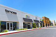 Upscale Shops at the South Coast Collection in Costa Mesa