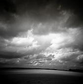 Cumulous Clouds, Occold, Suffolk (Holga) 2008