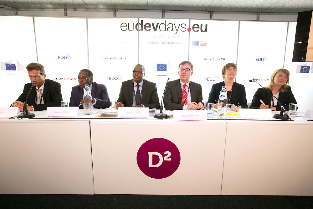 03 June 2015 - Belgium - Brussels - European Development Days - EDD - Health - Pills , pricing and profitability © European Union