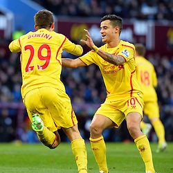 Aston Villa v Liverpool | Premier League | 17 January 2015