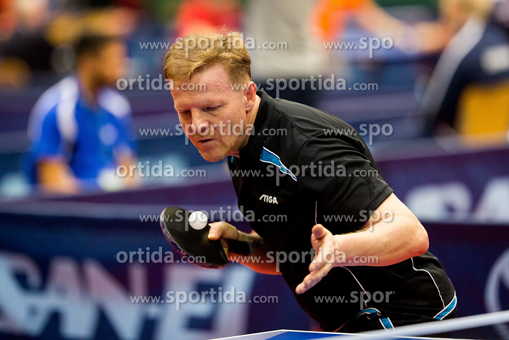 MIETTINEN Esa during day 1 of 15th EPINT tournament - European Table Tennis Championships for the Disabled 2017, at Arena Tri Lilije, Lasko, Slovenia, on September 28, 2017. Photo by Ziga Zupan / Sportida