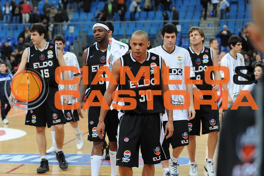 DESCRIZIONE : Pesaro Lega A1 2008-09 Scavolini Spar Pesaro Eldo Caserta<br /> GIOCATORE : Guillermo Diaz Team Caserta<br /> SQUADRA : Eldo Caserta <br /> EVENTO : Campionato Lega A1 2008-2009 <br /> GARA : Scavolini Spar Pesaro Eldo Caserta<br /> DATA : 01/03/2009 <br /> CATEGORIA : delusione<br /> SPORT : Pallacanestro <br /> AUTORE : Agenzia Ciamillo-Castoria/M.Marchi<br /> Galleria : Lega Basket A1 2008-2009 <br /> Fotonotizia : Pesaro Campionato Italiano Lega A1 2008-2009 Scavolini Spar Pesaro Eldo Caserta<br /> Predefinita :