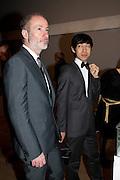 OLIVIER CECCARELLI; YOSHIHITO KIYOSHIMA, Yayoi Kusama opening. Tate Modern. London. 7 February 2012