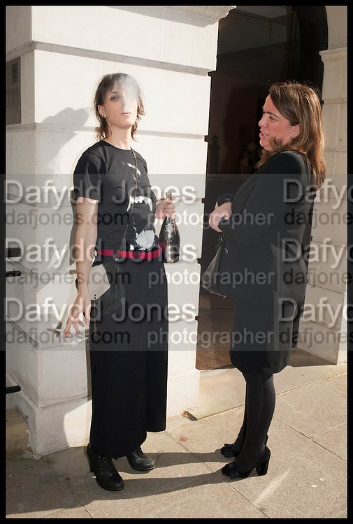 HELENA RIZZO, Veuve Clicquot World's Best Female chef champagne tea party. Halkin Hotel. Halkin St. London SW1. 28 April 2014.
