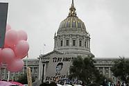 Women's March in San Francisco