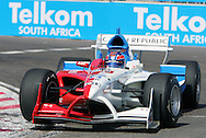 Durban, South Africa, 24th February 2007. Tomas Enge of Team Czech Republic during the timed qualifying sessions held as part of the A1GP race weekend in Durban, South Africa on 24th & 25th February 2007. Photo: RG/Sportzpics.net........240207