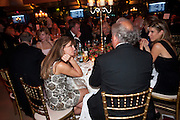 JEMIMA KHAN; GRAYDON CARTER, Evgeny Lebedev and Graydon Carter hosted the Raisa Gorbachev charity Foundation Gala, Stud House, Hampton Court, London. 22 September 2011. <br /> <br />  , -DO NOT ARCHIVE-© Copyright Photograph by Dafydd Jones. 248 Clapham Rd. London SW9 0PZ. Tel 0207 820 0771. www.dafjones.com.