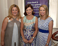 Michelle Naughton P&amp;G cards<br /> Caroline Miney, Ulster Bank<br /> Rose McKenna Ulster Bank