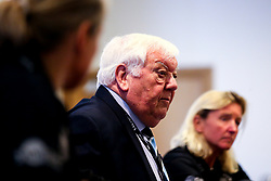 Exeter Chiefs host a Press Conference with Tony Rowe OBE, Rob Baxter, Susie Appleby and Amy Garnett to announce a new professional Women's rugby team - Mandatory by-line: Robbie Stephenson/JMP - 02/09/2019 - RUGBY - Sandy Park - Exeter, England - Exeter Chiefs Announce New Women's Team