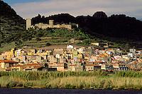 Italie - Sardaigne - Province de Nuoro - Bosa