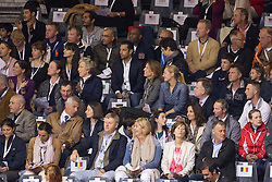 Spectators<br /> Longines FEI World Cup™ Jumping Final 2013/2014<br /> Lyon 2014<br /> © Dirk Caremans