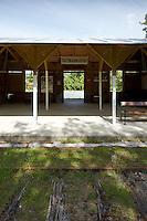 Bahnhof Bad Tatzmannsdorf, Burgenland, Österreich