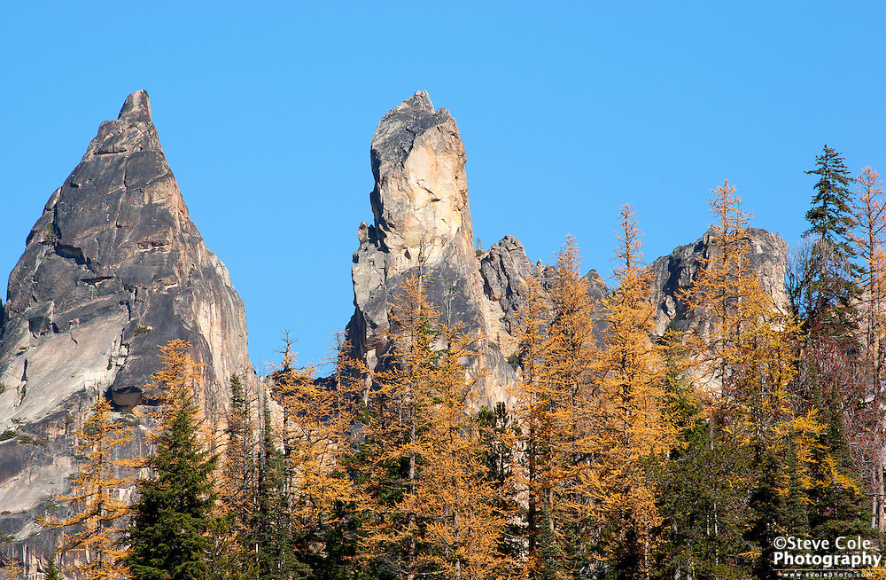 The Towers - Wenatchee National Forest
