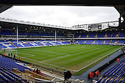 White Hart Lane during the Barclays Premier League match between Tottenham Hotspur and Chelsea at White Hart Lane, London, England on 29 November 2015. Photo by Alan Franklin.