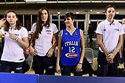 DESCRIZIONE : Lucca Nazionale Italia Femminile Qualificazione Europeo Femminile Italia Albania Italy Albania<br /> GIOCATORE : Marcella Filippi Alice Sabatini Laura Spreafico Sabrina Cinili<br /> CATEGORIA : vip pregame before<br /> SQUADRA : Italia Italy<br /> EVENTO : Qualificazione Europeo Femminile<br /> GARA : Italia Albania Italy Albania<br /> DATA : 21/11/2015 <br /> SPORT : Pallacanestro<br /> AUTORE : Agenzia Ciamillo-Castoria/GiulioCiamillo<br /> Galleria : FIP Nazionali 2015<br /> Fotonotizia : Lucca Nazionale Italia Femminile Qualificazione Europeo Femminile Italia Albania Italy Albania
