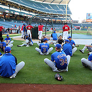 2008 Mets at Angels