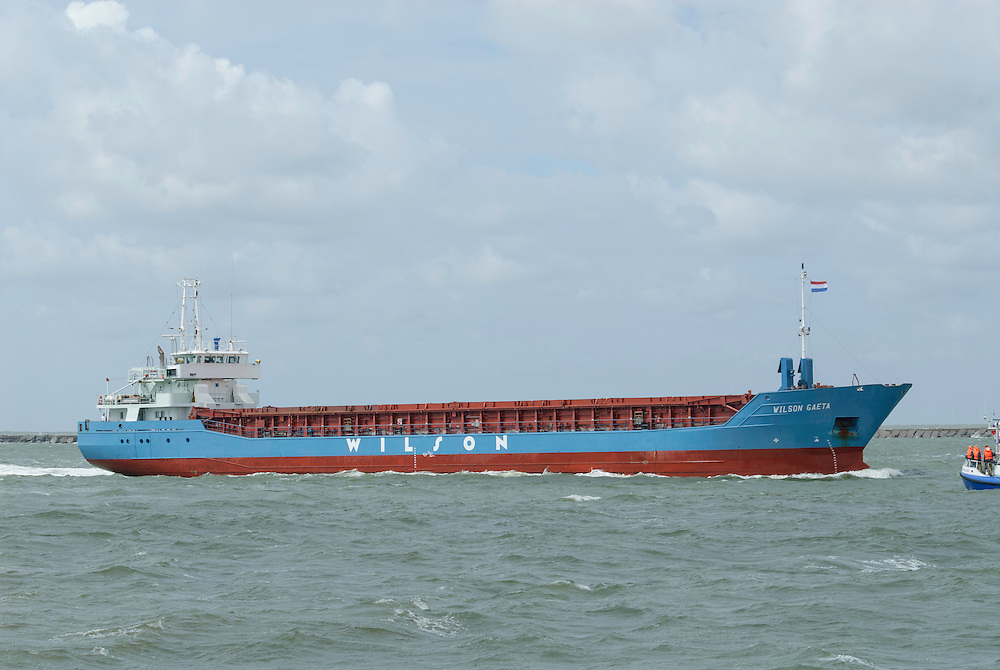 Wilson Gaeta, 9171096, Cargo, IJmuiden, Netherlands