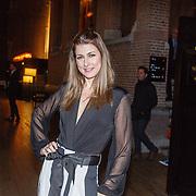 NLD/Amsterdam/20160306 - Modeshow Mart Visser 2016, Euvgenia Parakhina