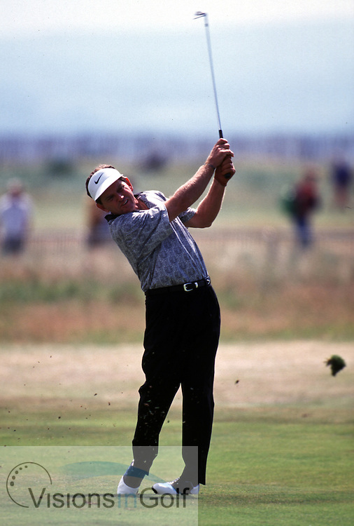 980716/ROYAL BIRKDALE, UK/PHOTO MARK NEWCOMBE/THE OPEN CHAMPIONSHIP<br />