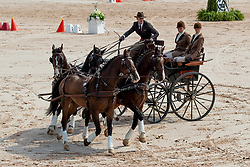 Degrieck Dries, BEL, Dirk, Garrelt, Grenadier, Zico<br /> World Equestrian Games - Tryon 2018<br /> © Hippo Foto - Dirk Caremans<br /> 23/09/2018