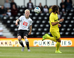 Derby County's Will Hughes - Mandatory by-line: Robbie Stephenson/JMP - 07966386802 - 29/07/2015 - SPORT - FOOTBALL - Derby,England - iPro Stadium - Derby County v Villarreal CF - Pre-Season Friendly
